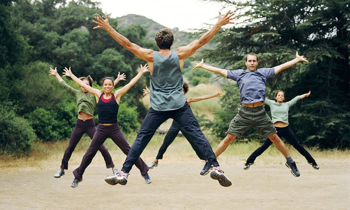WorkoutLA - Multiple Locations: One, Two, or Three Months of Outdoor Boot-Camp Classes from WorkoutLA (Up to 87% Off)