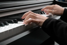 50% Off Piano, Guitar, Drums, or Other Instruments Lessons at Fort Bend Music Center, plus 9.0% Cash Back from Ebates.
