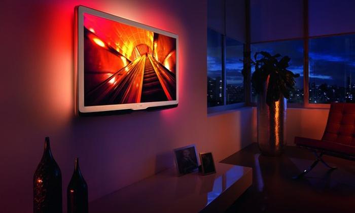 1 2 ou 3 Lampes LED TV rtroclairage à alimentation USB dès 899 € (jusquà 62% de rduction)