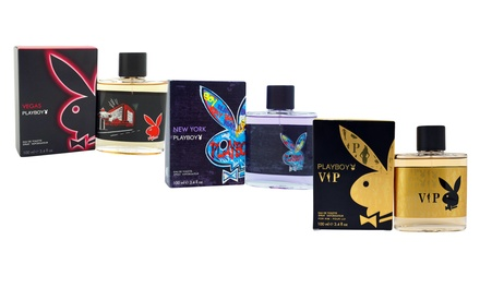 Playboy Fragrances for Men; 3.4 Fl. Oz.