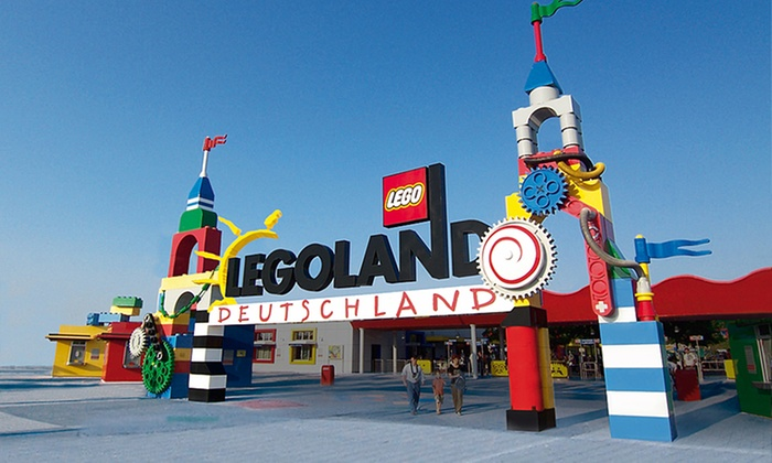 legoland deutschland freizeitpark w g nzburg de groupon. Black Bedroom Furniture Sets. Home Design Ideas
