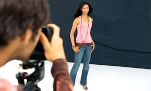 Wholesale Photo Cafe & Portrait Studio: $54 for $99 Worth of Studio Photography at Wholesale Photo Cafe & Portrait Studio