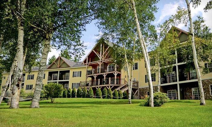 Mountain Edge Resort - Newbury, NH: Two- or Three-Night Stay at Mountain Edge Resort in Newbury, NH (Up to 52% Off)