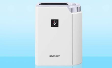 Sharp Plasmacluster Ion Generator Air Purifier Ig Cl15uw