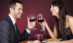 Pizzeria Colosseum: Italienisches 4-Gänge-Candle-Light-Dinner für Zwei oder Vier im Restaurant Colosseum (51% sparen*)