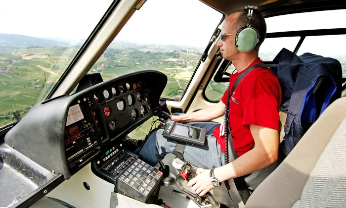 Anthelion Helicopters - Anthelion Helicopters: Flight-Simulator Session with Optional Introductory Flight from Anthelion Helicopters (Up to 61% Off)