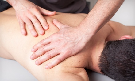 One or Three Myofascial-Release Treatments with One Orthopedic Exam at Chanatry Chiropractic (Up to 80% Off)