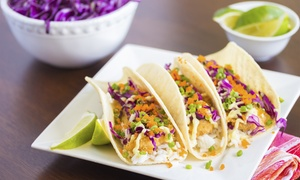 Rio Bravo Tacos & Tequila : $10 for $25 Worth of Mexican Cuisine and Drinks at Rio Bravo Tacos & Tequila