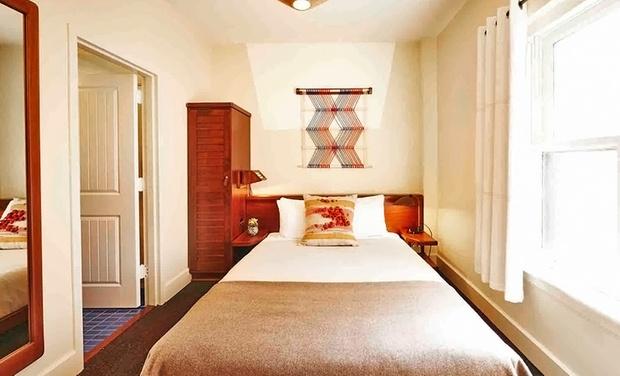 freehand hotel groupon. Black Bedroom Furniture Sets. Home Design Ideas