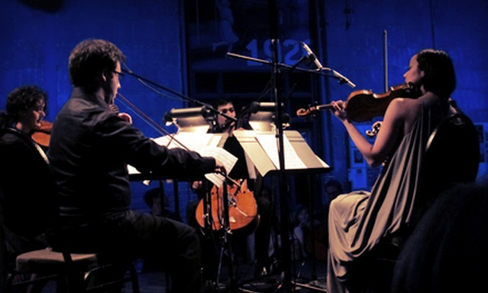 Music in the Barns Chamber Ensemble - Artscape Wychwood Barns: Music in the Barns Chamber Ensemble at Artscape Wychwood Barns on August 1 at 8 p.m. (Up to Half Off)