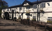 Two-Course Meal with Wine for Two or Four at The Old Mill Alsager (Up to 45% Off)
