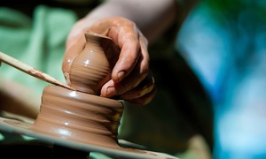Abu Dhabi Pottery: Pottery Experience for One Child (AED 55) or Adult (AED 90) at Abu Dhabi Pottery (54% Off)