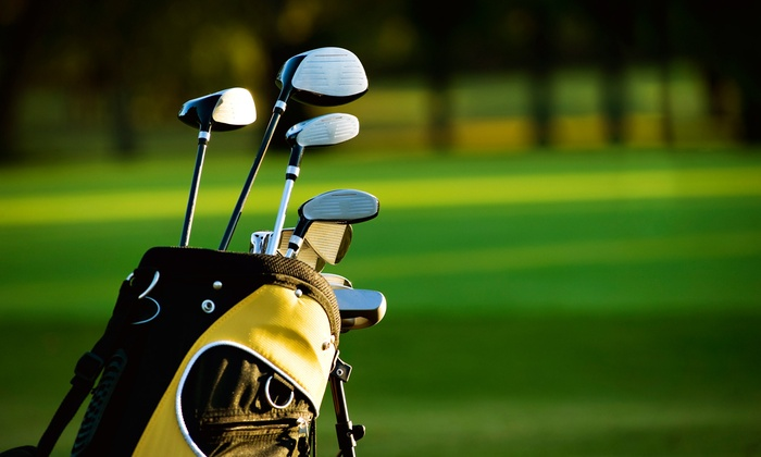 Tee Time Golf and Cafe - Clearwater: Golf Outing with Cart for Two or Four from Tee Time Golf and Cafe (Up to 58% Off)
