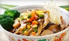 Shang Noodle House - Multiple Locations: Pan-Asian Meal for Two or Four at Shang Noodle House (Up to 51% Off)