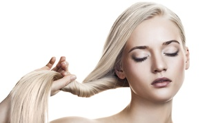 ModernArt MedSpa & Salon: $99 for Keratin Smoothing Treatment at ModernArt MedSpa & Salon ($300 Value)