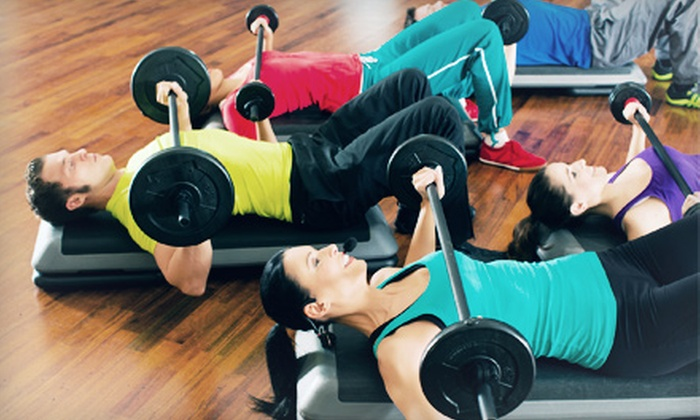Max Fitness - Piscataway: $99 for a Six-Week Sprint Fitness Challenge at Max Fitness ($210 Value)