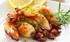 Trattoria Il Galeone - IL GALEONE: Menu à la carte con portate di carne o di pesce e un litro di vino per 2 persone da Il Galeone (sconto fino a 52%)