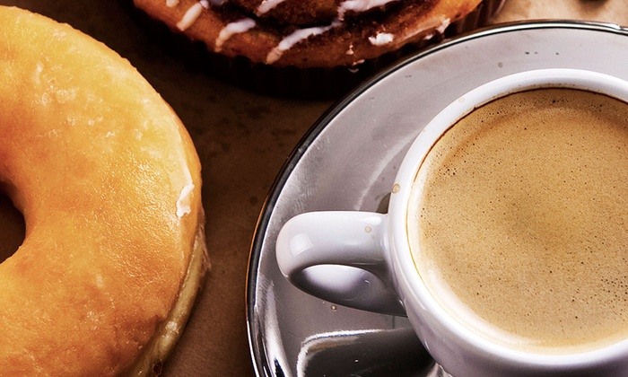 Beans - Dry Ridge: $7 for Five Hot Drinks and Donuts or Bean Bites at Beans ($16.40 Value)