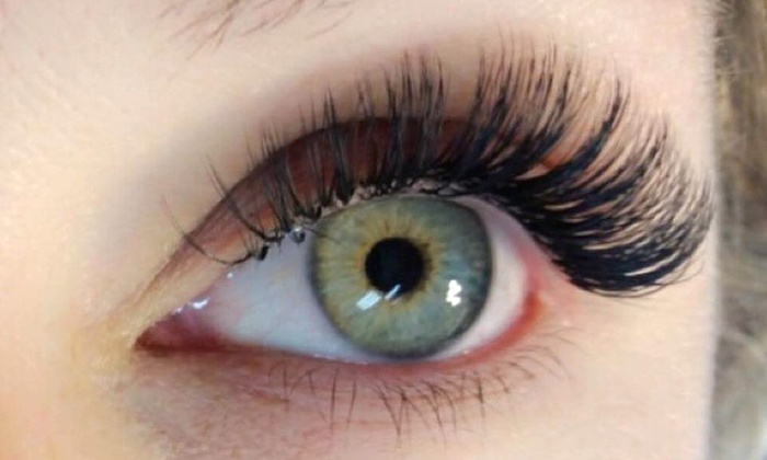 KrisAnn at Sola Salon Suites - Mckinney: Full Set of Eyelash Extensions with Optional Fill with KrisAnn at Sola Salon Suites (Up to 66% Off)