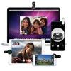 Acesori LensClip Plus Smartphone Clip-On Lens Kit