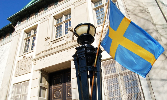 The American Swedish Historical Museum - South Philadelphia/FDR Park: Two or Four Adult Tickets to The American Swedish Historical Museum (47% Off)