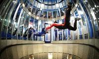 2 of 3 indoor skydive-sessies naar keuze met DVD in de windtunnel bij Indoor Skydive Roosendaal