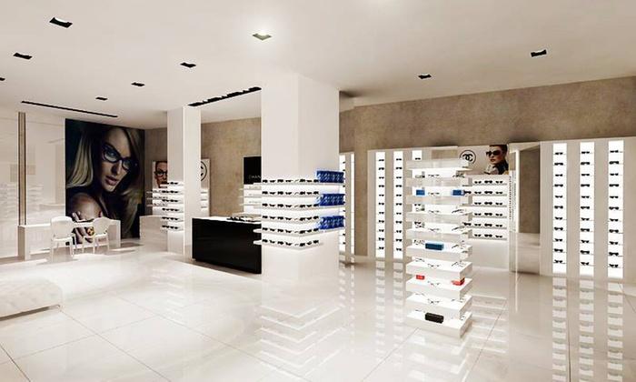 Milleocchiali Luxory Showroom - Più sedi: Occhiali da vista con lenti progressive o monofocali con Milleocchiali (sconto fino a 81%). Valido in 5 sedi