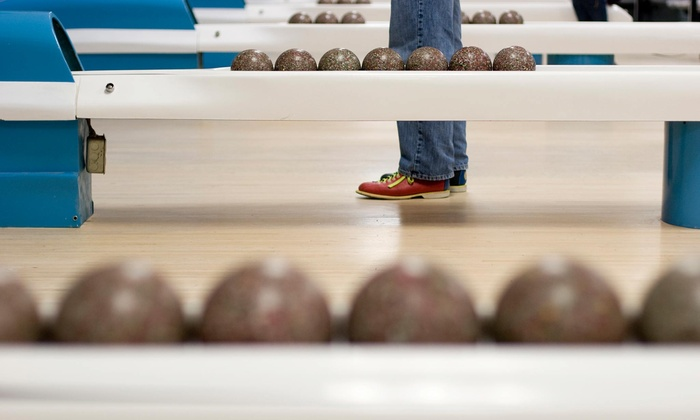 Meadowbrook Lanes - Warwick: $23 for Two Hours of Bowling with Shoe Rentals for Up to Six at Meadowbrook Lanes (Up to $49 Value)