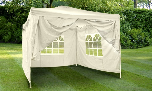 Pop Up Gazebo And Party Tent Groupon Goods