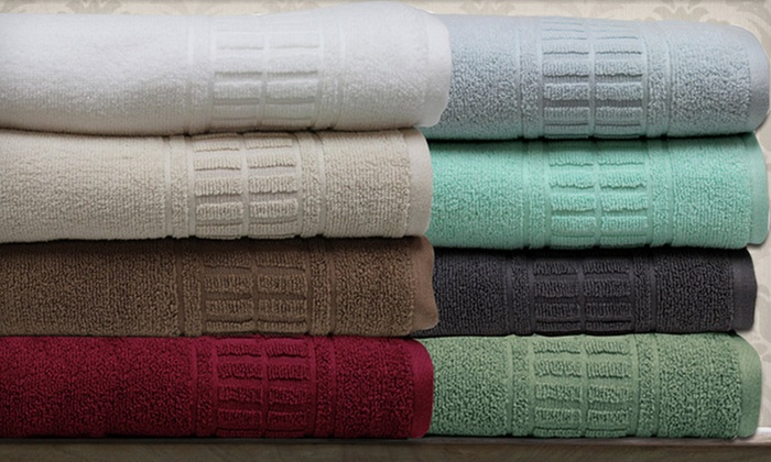 Quick Dry 6-Piece Towel Set: $25.99 for a Spring Bloom Quick Dry 6-Piece Towel Set ($110 List Price). 8 Colors Available. Free Shipping and Returns.