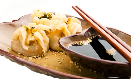 $15 for $30 Worth of Asian Fusion Cuisine at Sochu House