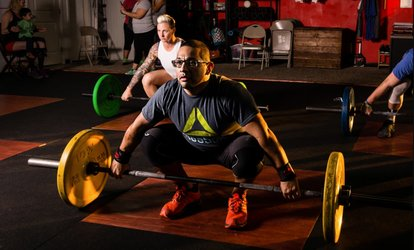 image for Three or Five <strong>CrossFit</strong> Classes at Fogo <strong>CrossFit</strong> (Up to 75% Off)