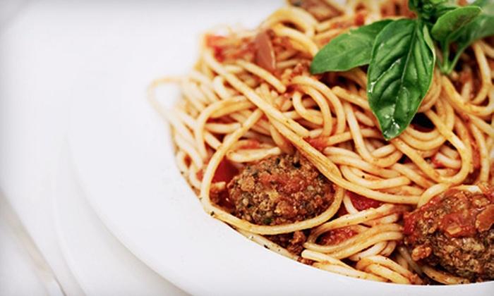 Marcello Ristorante - Roosevelt: $25 Worth of Italian Food