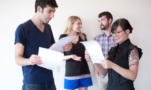 Houde School of Acting: One Month of Acting Classes at Houde School of Acting (Up to 51% Off). Four Class Options.