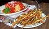 Attilio Ristorante - Hilltop: Italian Lunch or Dinner for Two or Italian Dinner for Four at Ristorante Attilio (Up to 52% Off)