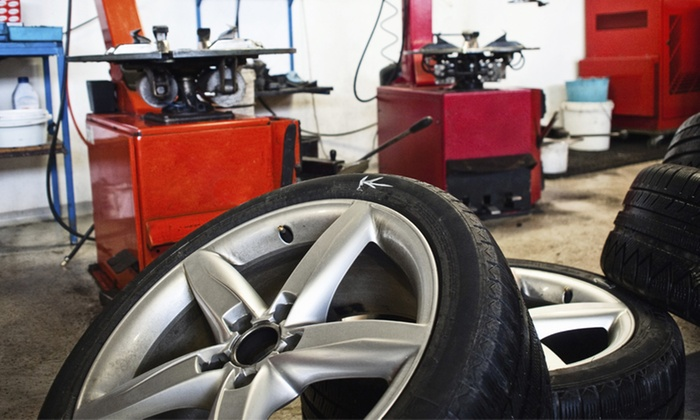 Millenium's Tire Group - Wilton Manors: $39 for $70 Worth of Car Care — Millennium's Tires Group