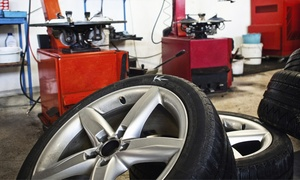 Millenium's Tire Group: $39 for $70 Worth of Car Care — Millennium's Tires Group