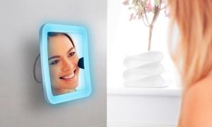 (Beauté)  Miroir lumineux grossissant  -66% réduction