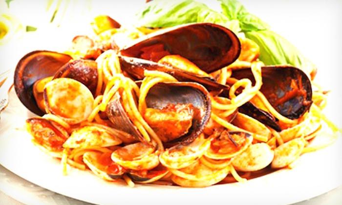 Aziago's Restaurant - Southington: $15 for $30 Worth of Italian Cuisine at Aziago's Restaurant