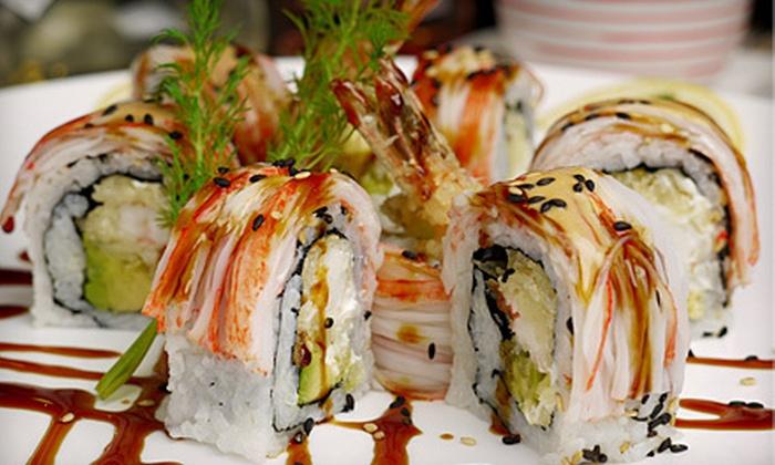 Shogun sushi in tampa fl groupon - Shogun japanese cuisine ...