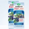 2-Pack of Nature's Way Sambucus FluCare Multi-Symptom Flu Relief