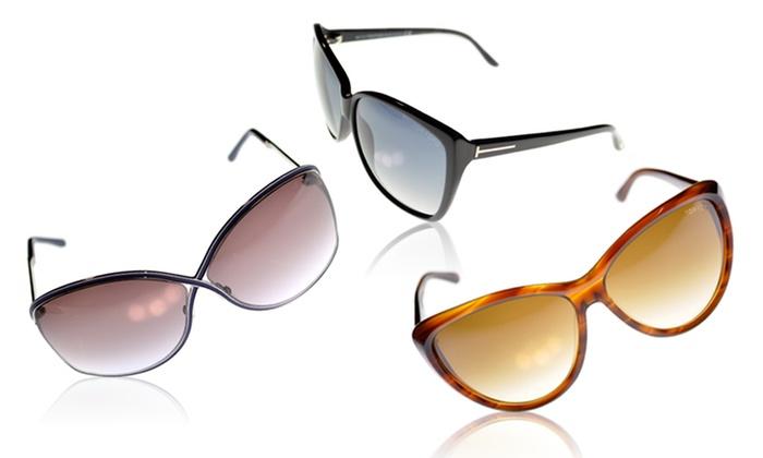 Tom Ford Designer Sunglasses for Men and Women: Tom Ford Designer Sunglasses for Men and Women. Multiple Styles Available.
