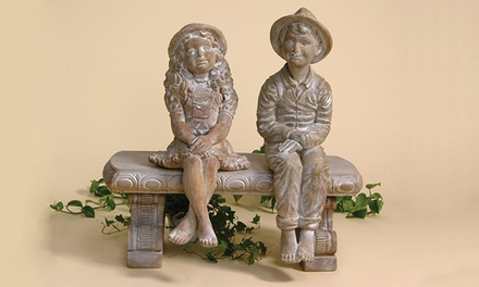 Stone Art at Lomelis Statuary (50% Off). Two Options Available.