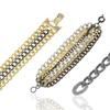 Up to 79% Off Chain Link Bracelets and Necklaces