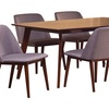 5- or 7-Piece Modern Dining Set