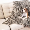 Ultra Plush Fleece Pet Throw