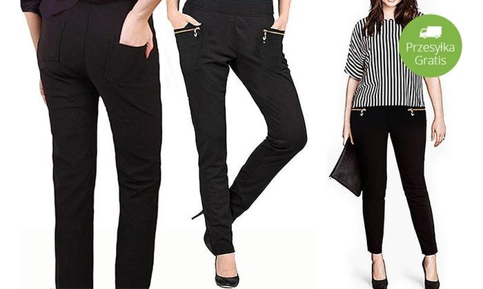 722e2fbff3 Spodnie damskie  duże rozmiary