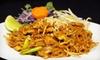Sri-Thai Asian Fusion - Little Harbor on the Hillsboro: $25 Worth of Thai Food