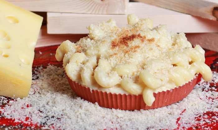 New York Macaroni Co. - East Village: Three $7 Groupons for Dine-In or Takeout at New York Macaroni Co. (Up to 43% Off)
