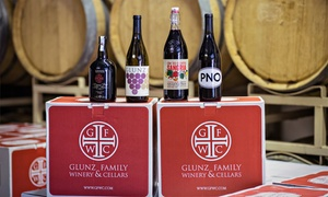 Glunz Family Winery & Cellars: Fine Wine at Glunz Family Winery & Cellars (Up to 40% Off). Two Options Available.